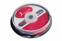 Диск Smart Track DVD-RW, 4,7Gb 4x Design Color, 120мин, Cake Box/ туба, 10шт/уп., цена за уп